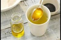 橄榄油去黑头